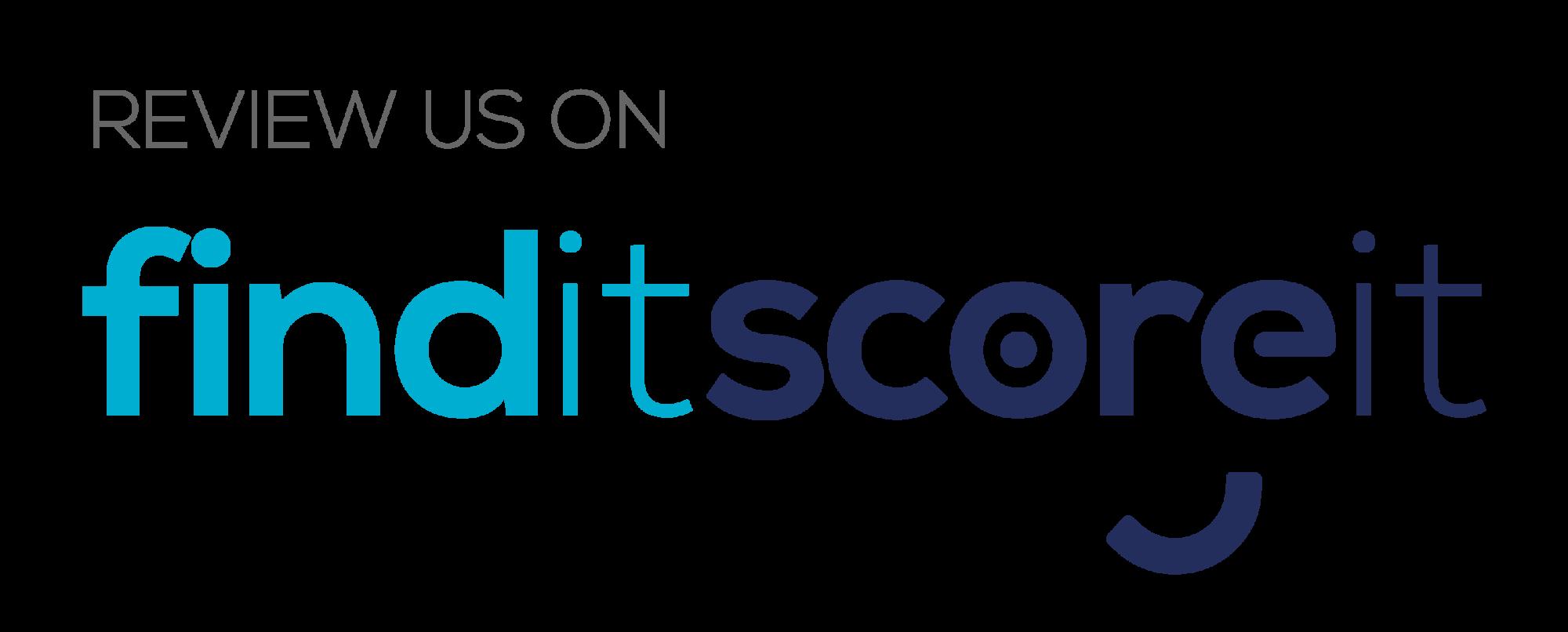 Review us on Find it. Score it.