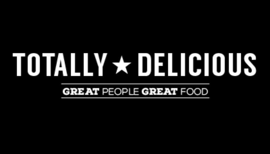 Totally Delicious Logo