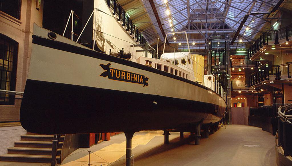 Turbinia Gallery